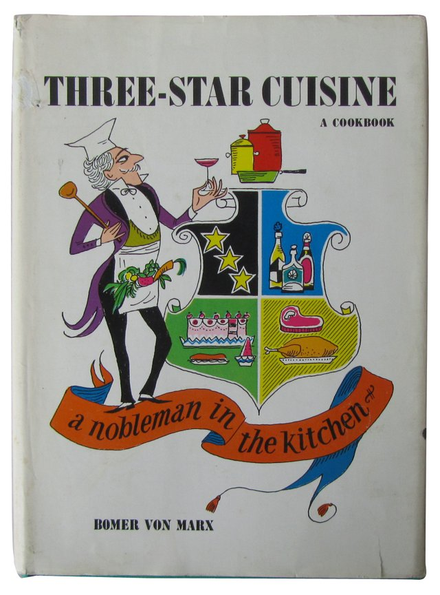 Three-Star Cuisine: A Cookbook