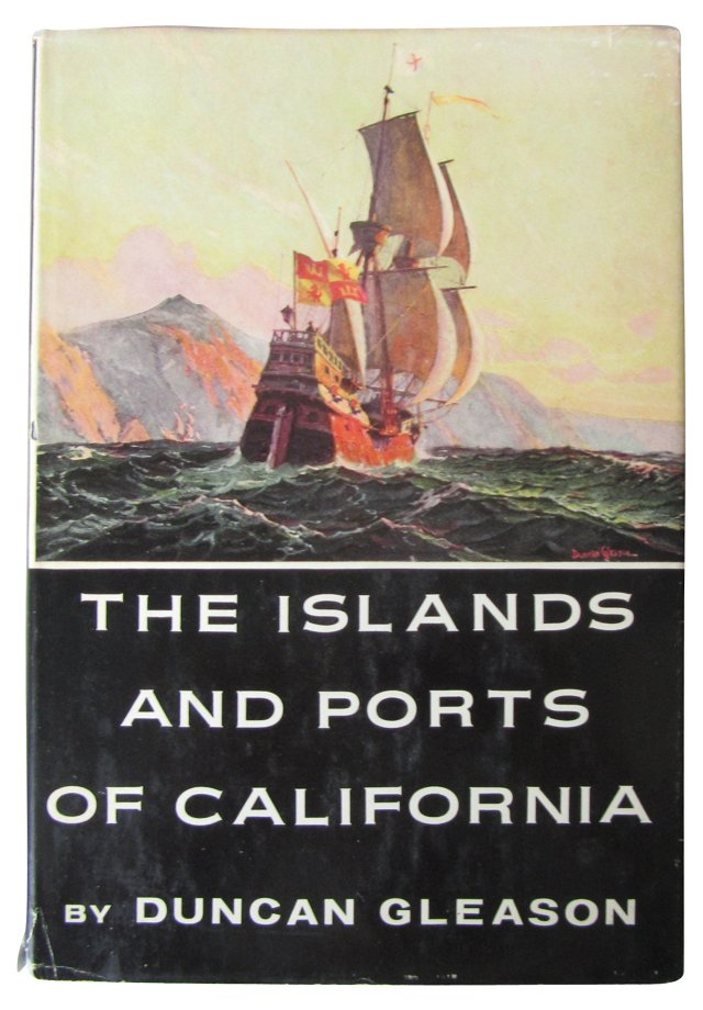 The Islands & Ports of California