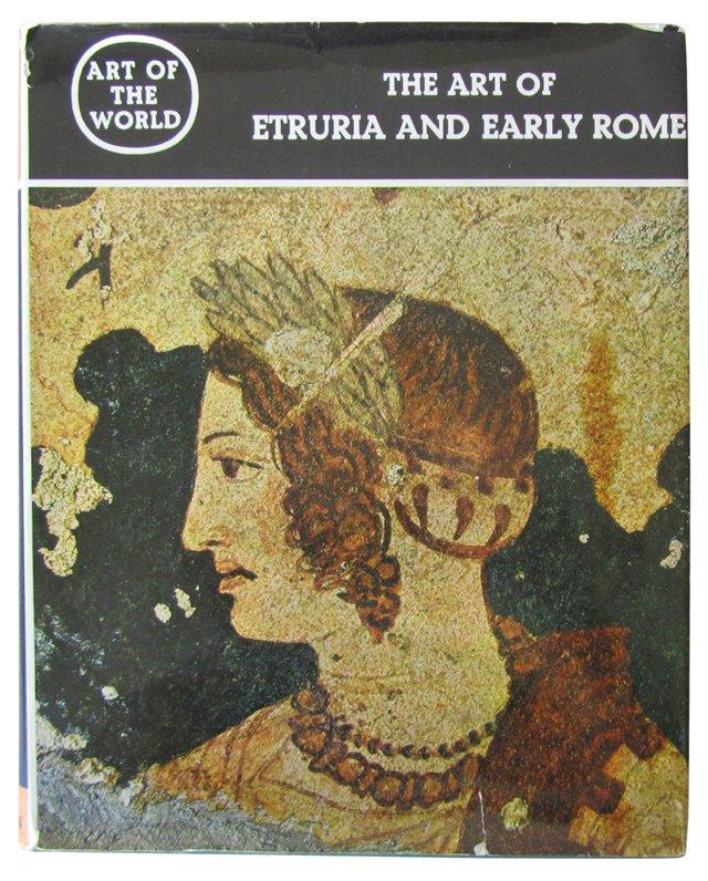 The Art of Etruia & Early Rome