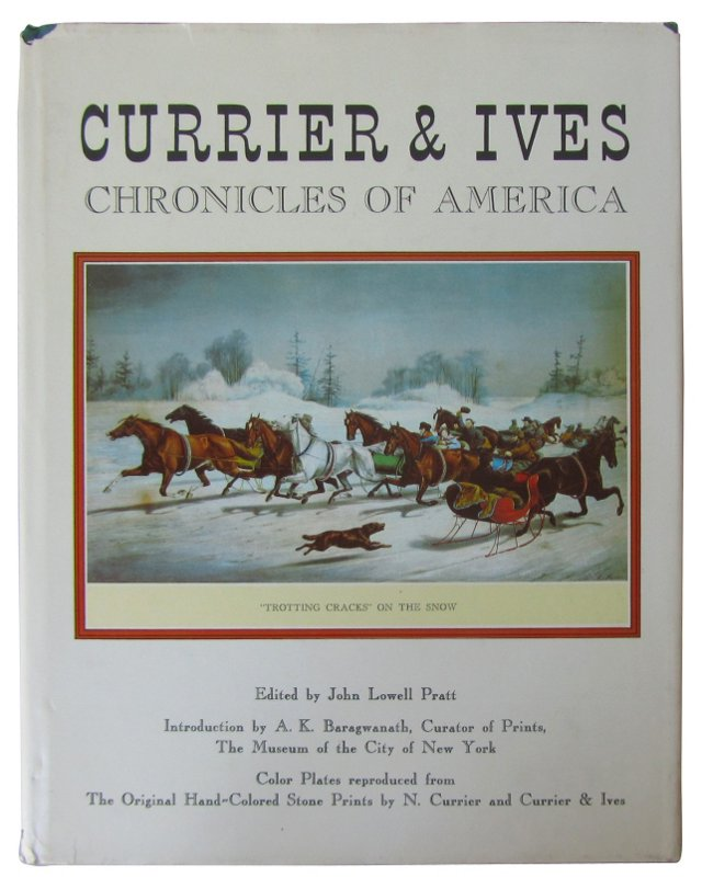Currier & Ives Chronicles of America