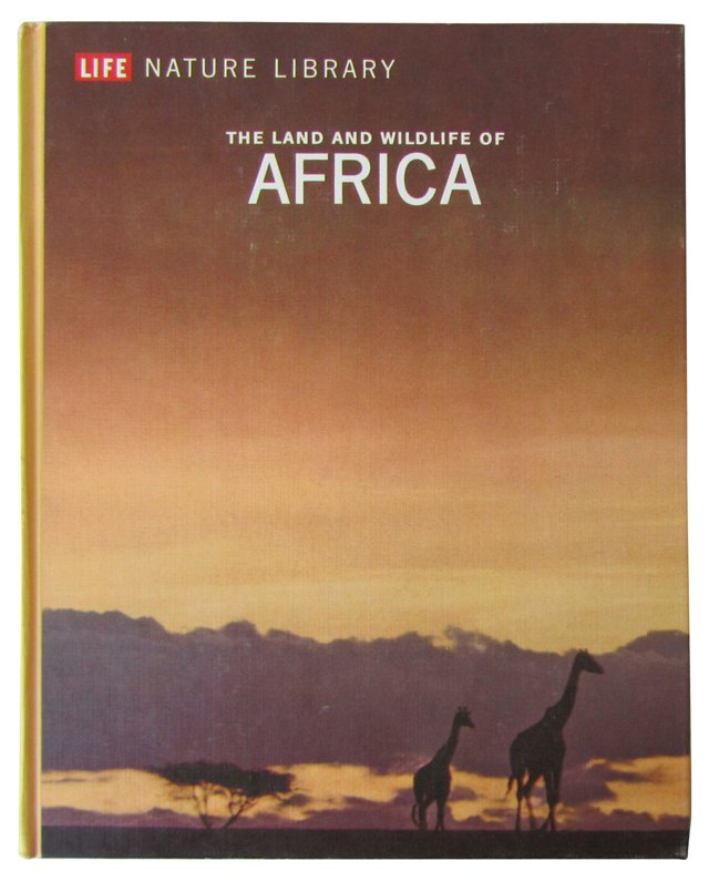 The Land and Wildlife of Africa