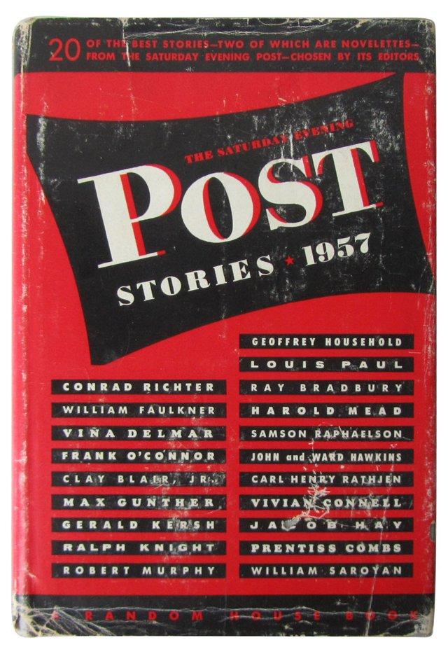 Saturday Evening Post Stories 1957