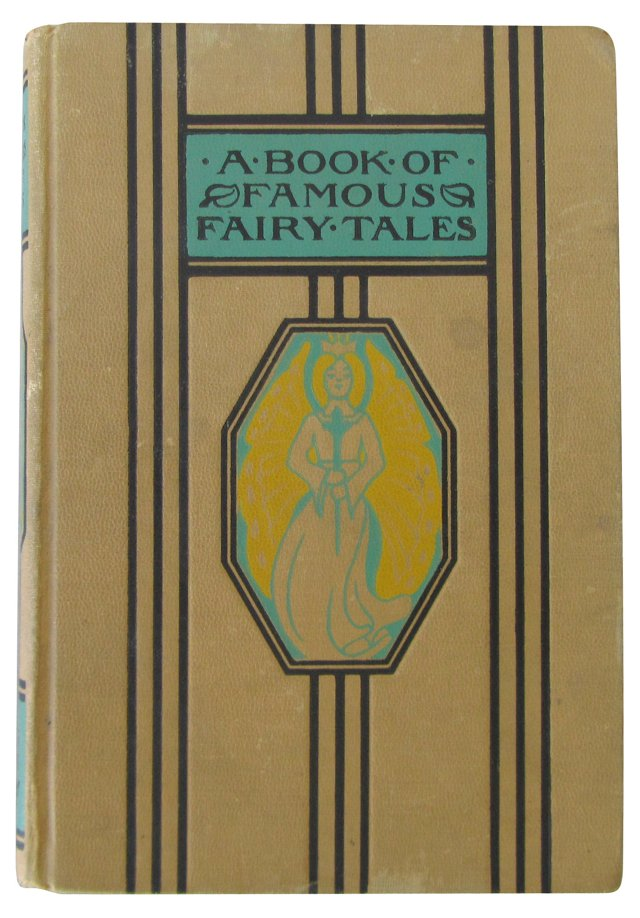 A Book of Famous Fairy Tales
