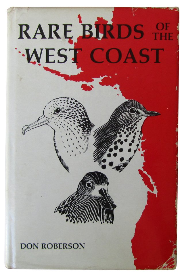 Rare Birds of the West Coast