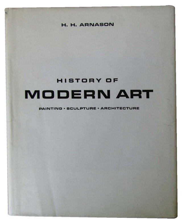 History of Modern Art, 1st Ed