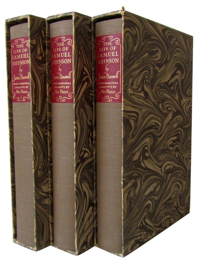The Life of Samuel Johnson, S/3