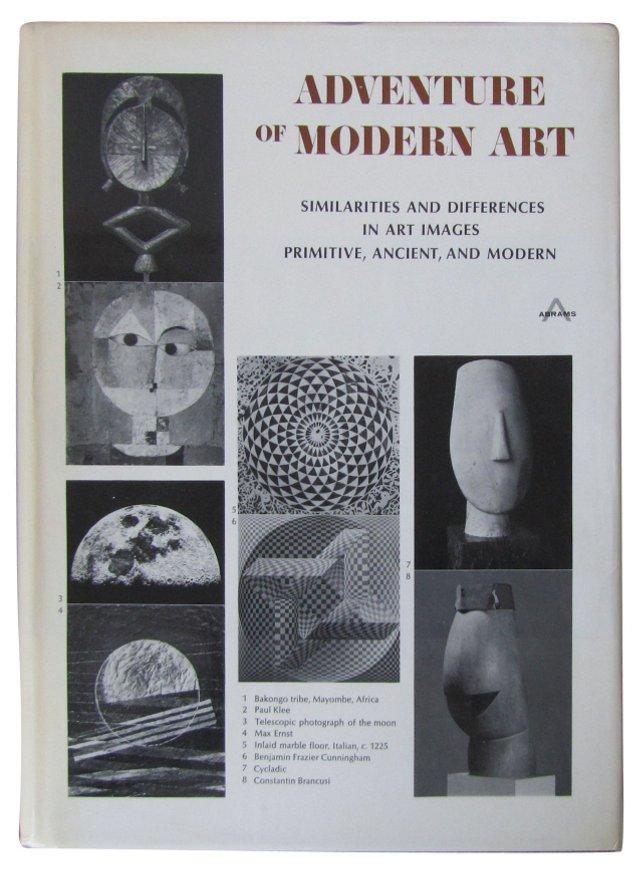 Adventure of Modern Art