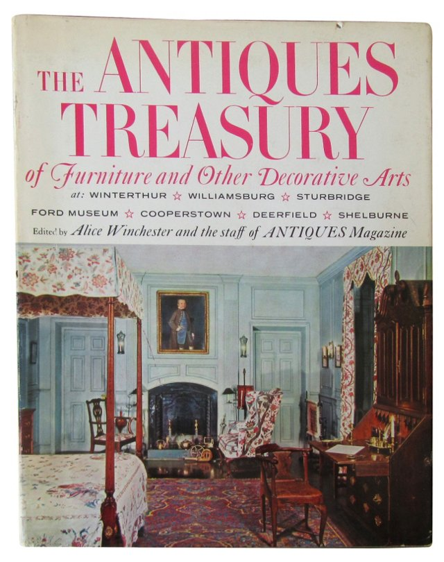 The Antiques Treasury of Furniture