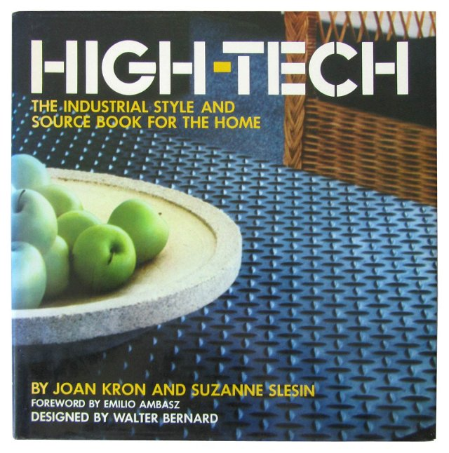 High-Tech Industrial Style & Source Book