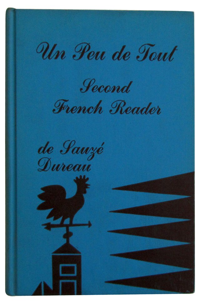 Second French Reader, 1959