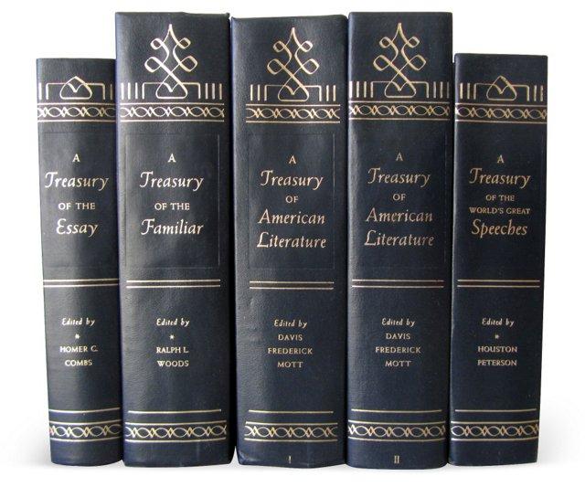 Grolier Treasury Books, S/5