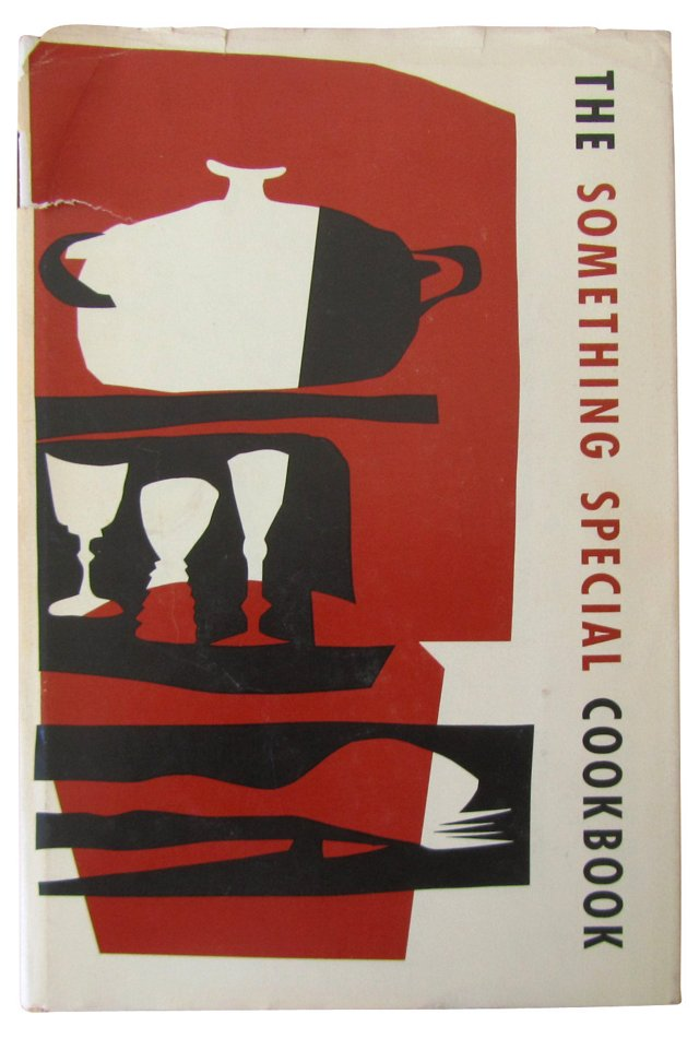 The Something Special Cookbook, 1963