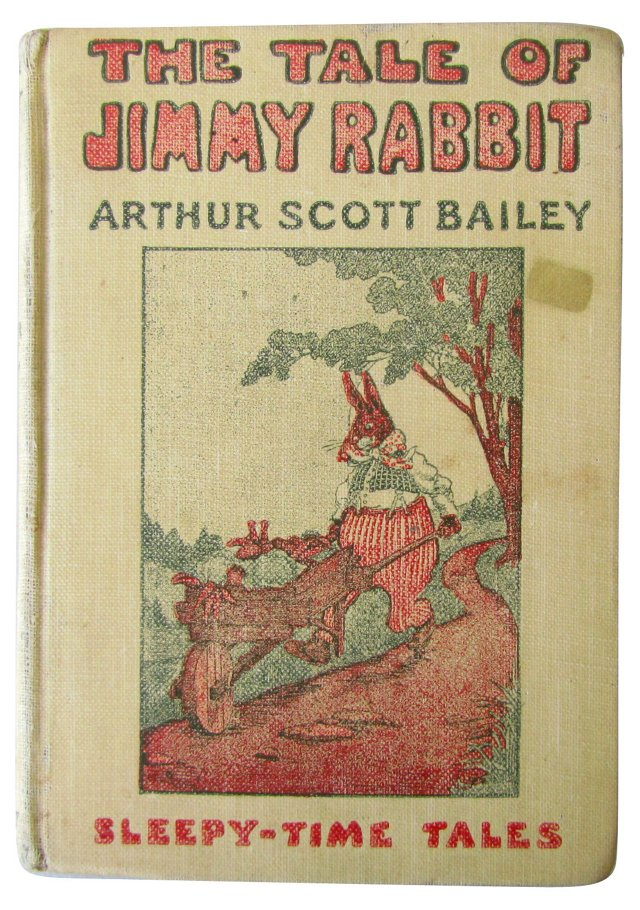 The Tale of Jimmy Rabbit, 1916