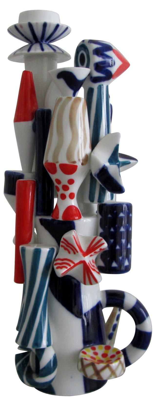 Sargadelos Abstract Modernist Sculpture