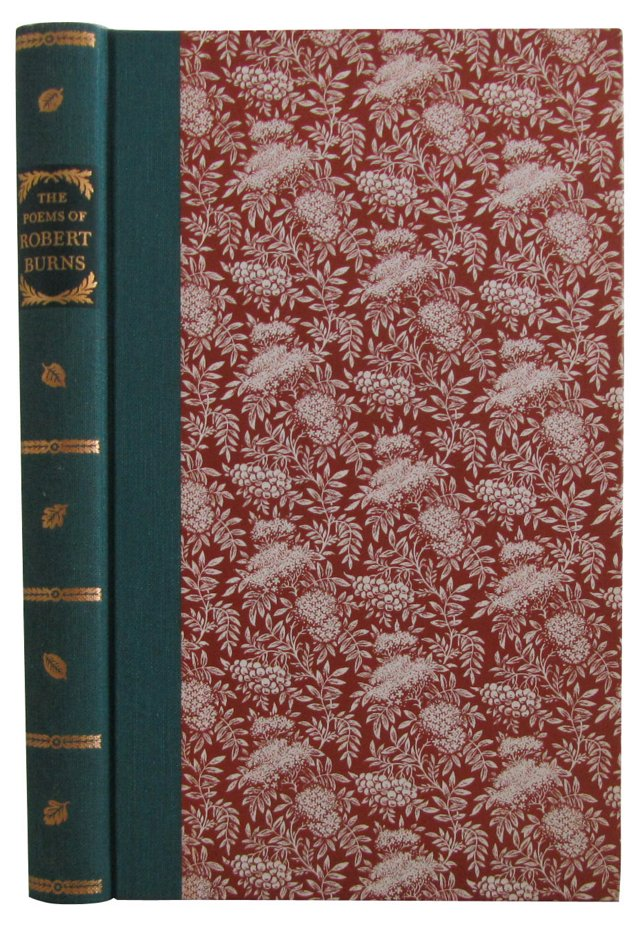 The Poems of  Robert Burns