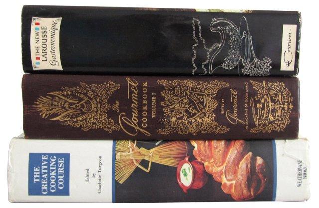 Classic Cookbooks, S/3