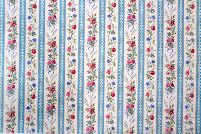 Antique French Ticking  Fabric