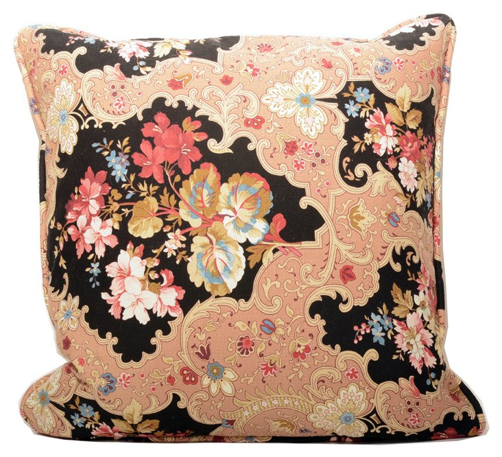French Designer Pillow