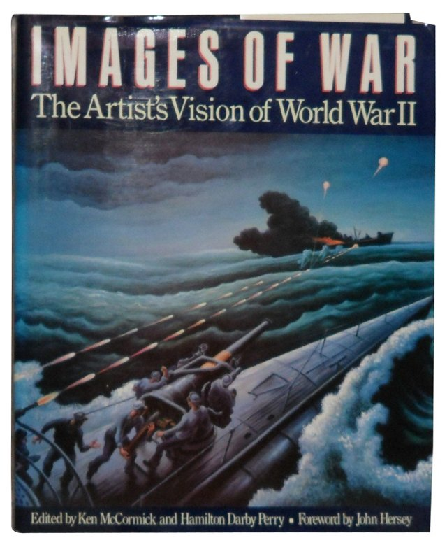 Images of War: Artist's Vision of WW II