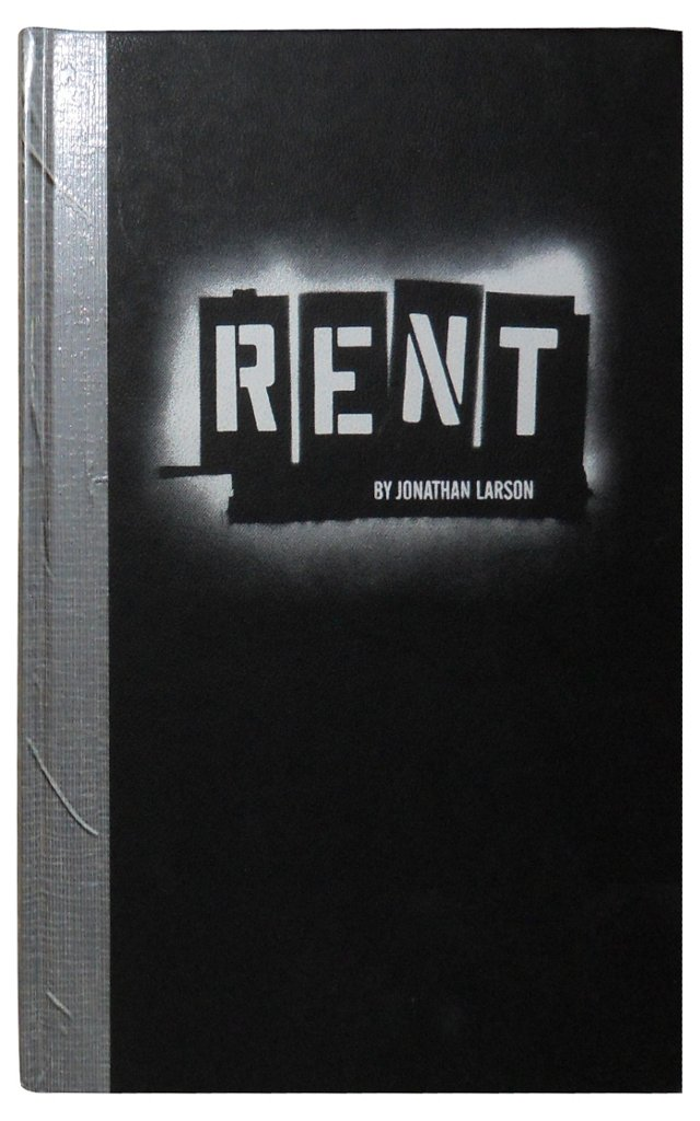 Rent: Book, Music, Lyrics