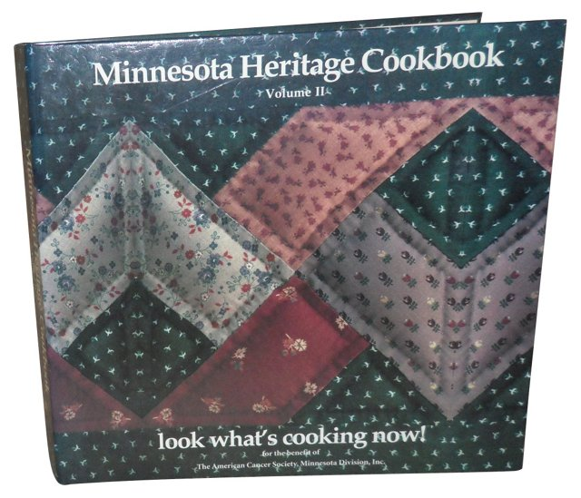 Minnesota Heritage Cookbook, Vol II