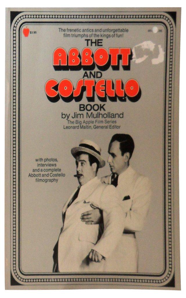 The Abbott & Costello Book
