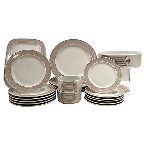 20-Pc Rosenthal Joy Dinnerware Set