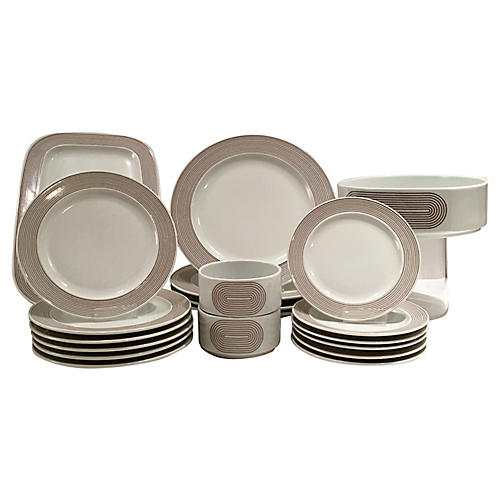 20-Pc Rosenthal Joy Dinnerware Set
