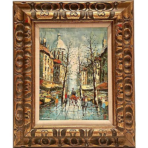 Paris Market by Adelman