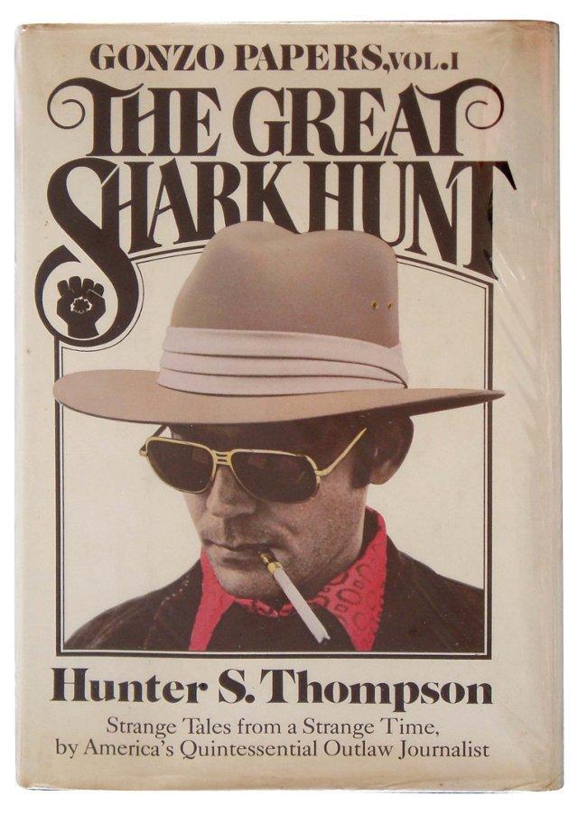 The Great Shark Hunt, 1st Printing