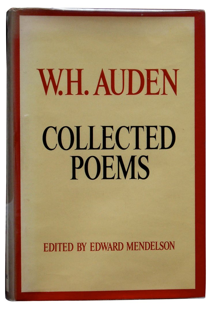 The Collected Poems of W. H. Auden
