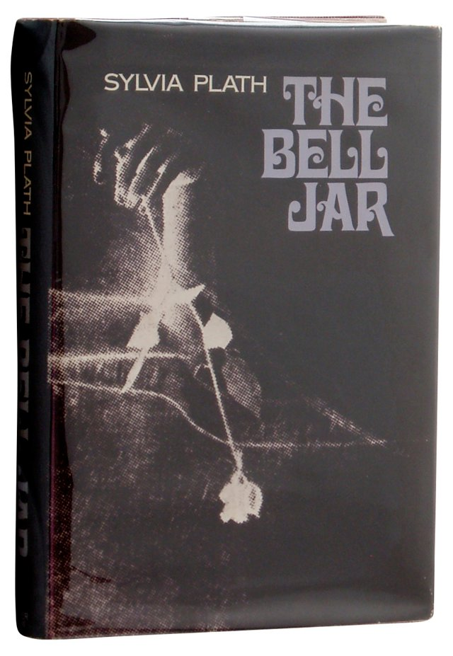 The Bell Jar, 1st US Ed
