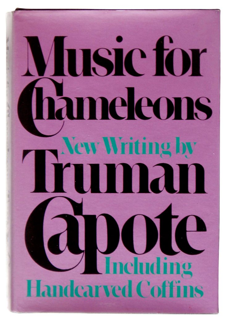 Music for Chameleons, 1st US Ed