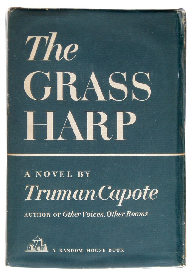 The Grass Harp, 1st Printing