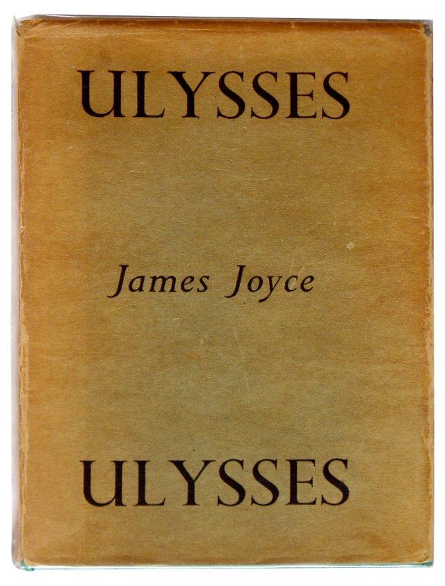 Joyce's Ulysses, 1954
