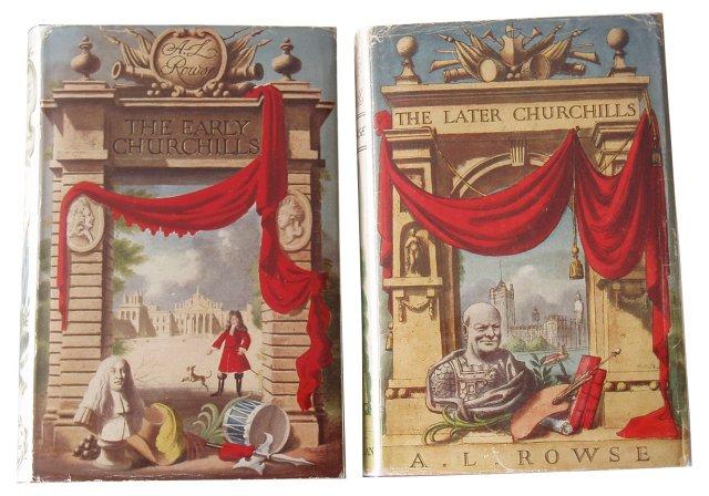 History of the Churchill Family, 2 Vols
