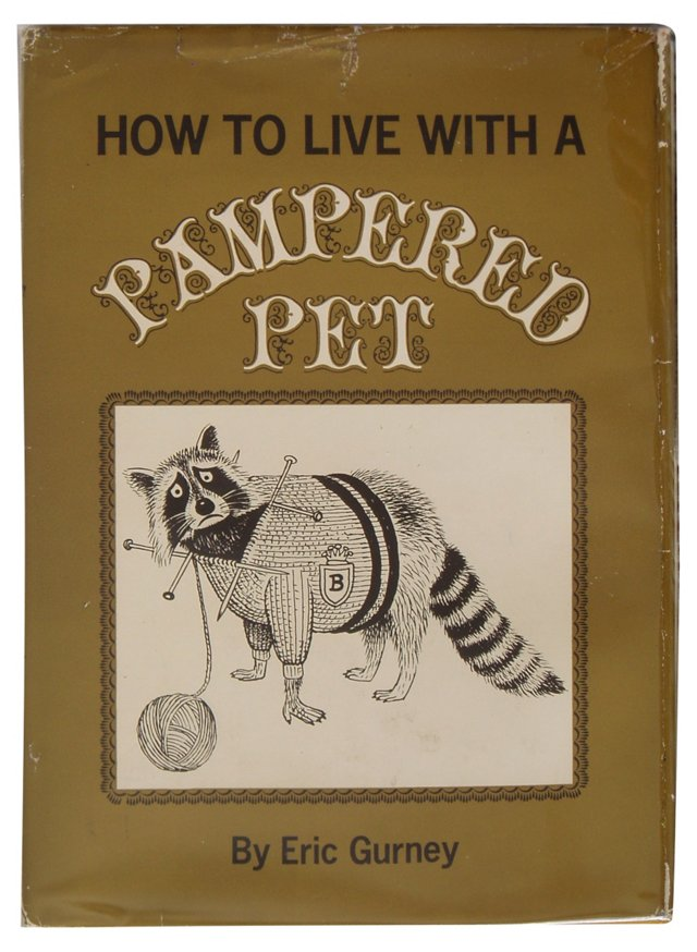 How To Live With a Pampered Pet