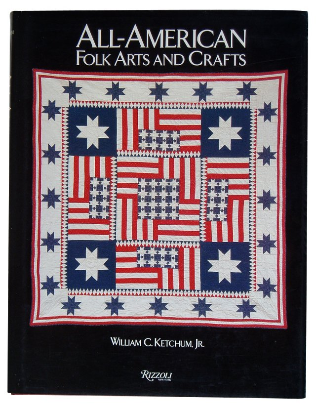 All-American Folk Arts &  Crafts
