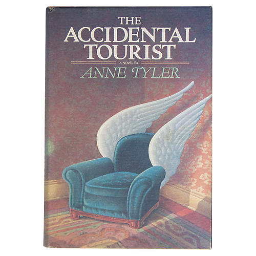 The Accidental Tourist, 1st Printing