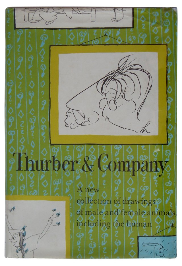 Thurber & Company, First Printing