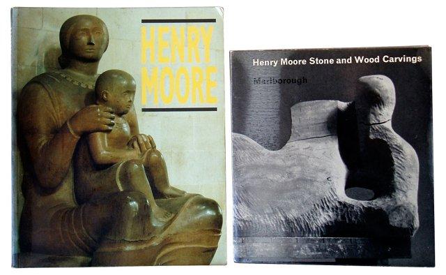 Henry Moore, Pair