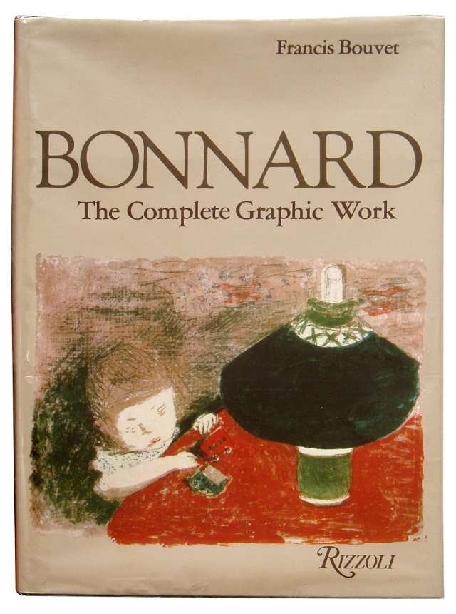Bonnard: The Complete Graphic Work