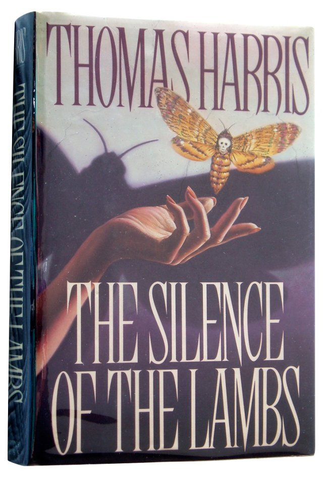 The Silence of The Lambs, 1st Ed