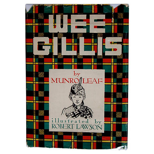 Wee Gillis, First Printing