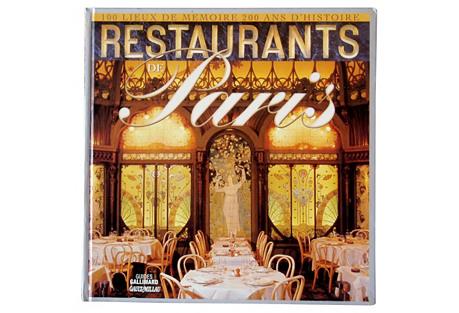 100 Restaurants de Paris