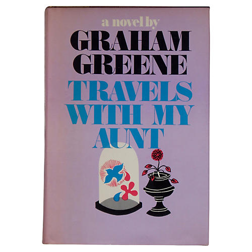 Travels With My Aunt, 1st Ed