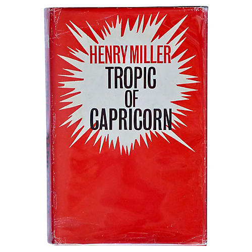 Henry Miller's Tropic of Capricorn, 1st