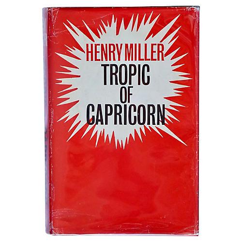 Henry Miller's Tropic of Capricorn, 1st