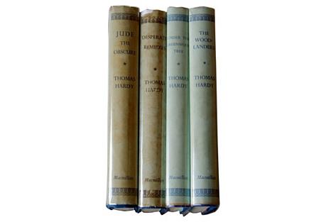 Thomas Hardy Classics, S/4