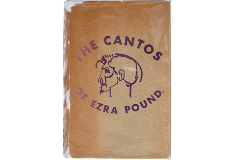 The Cantos, 1st Printing